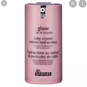 🎉 Dr. Brandt Glow Ruby Crystal Retinol Hydracreme